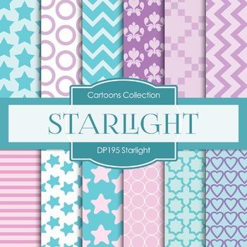 Digital Papers - Starlight (DP195)