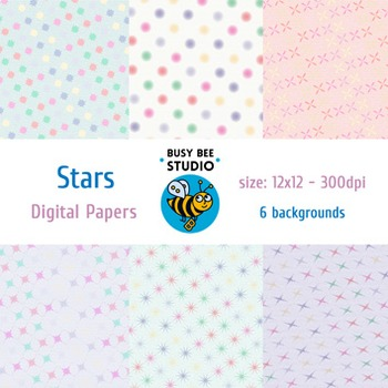Digital Papers: Stars
