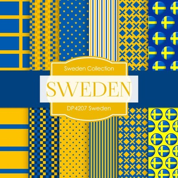 Digital Papers - Sweden (DP4207)