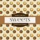 Digital Papers - Sweet Shoppe (DP4923)