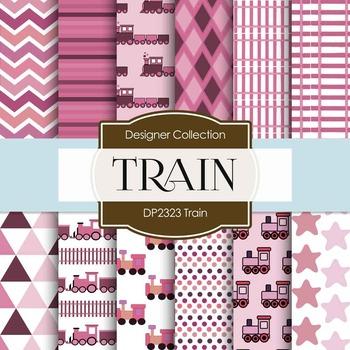 Digital Papers - Train (DP2323)