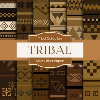 Digital Papers - Tribal Papers (DP461)