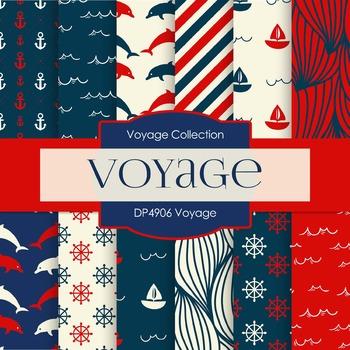 Digital Papers - Voyage (DP4906)