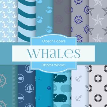 Digital Papers - Whales (DP2264)