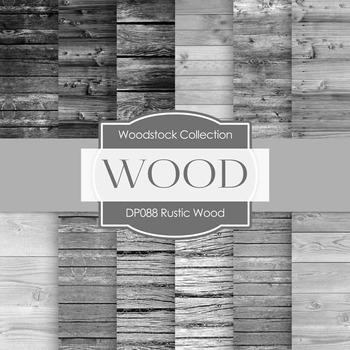 Digital Papers - Wood (DP2914)