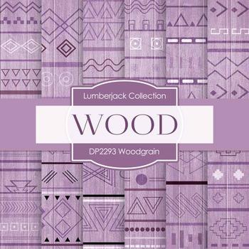 Digital Papers - Woodgrain (DP2293)