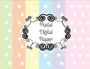 Digital Pastel Paper