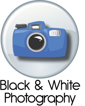 Digital Photo: Black and White Photography ~ 4 Bundled Lessons