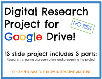Google Drive: Interactive Research Project Inventors (Prin
