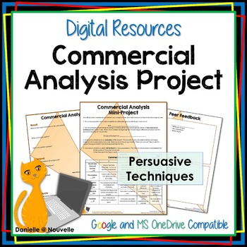 Commercial Analysis Project - Digital Resource