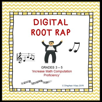 Digital Root Rap Presentation: Grades 3 & Up!