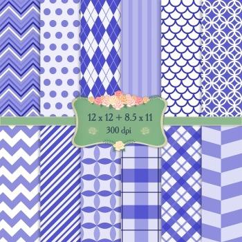 Digital Scrapbooking Paper Dot Repetitive Scrapbooking Alb