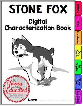 Digital Stone Fox Characterization book