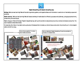 Digital Storytelling Ideas