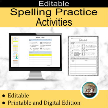 Word Study Digital Templates Interactive Notebook for Goog