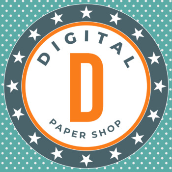 Digital Paper Designs Link Button