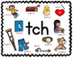 Digraph Anchor Posters - sh, ch, th and wh
