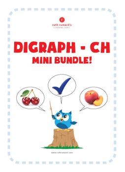 Digraph 'CH' Mini Bundle
