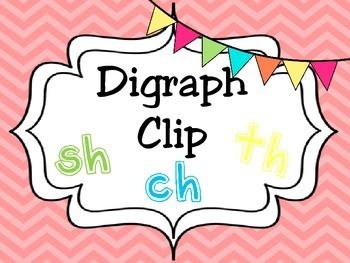 Digraph Clip