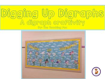 Digraph Craftivity