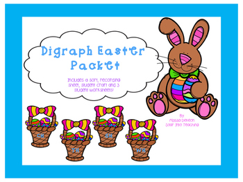 Digraph Easter Egg Pack