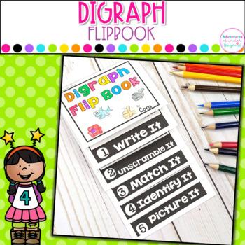 Digraph Flip Book