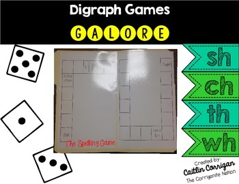 Digraph Games Galore