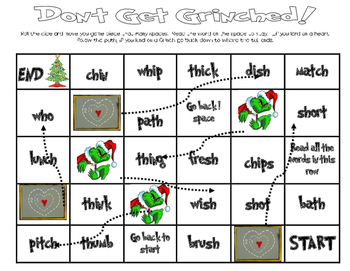 Digraph Grinch Game