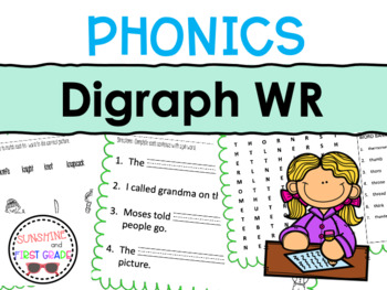 Digraph Introduction Pack WR