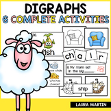Digraphs-6 Complete Activities