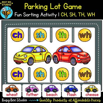 Digraph Parking Lot Game