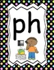 Digraph Posters: Includes Teaching Strategies, 13 Posters