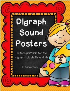 Digraph Posters--freebie!