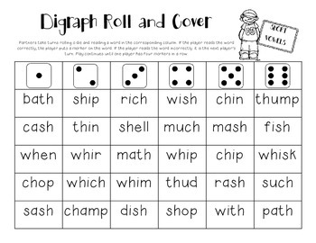 Digraph Roll and Cover