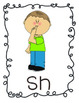 Digraph Sorting Mats and Cards
