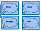 Word Work Digraph th Center Cards (begins with th ends with th)
