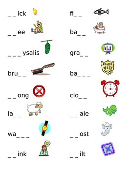 Digraph and Trigraphs