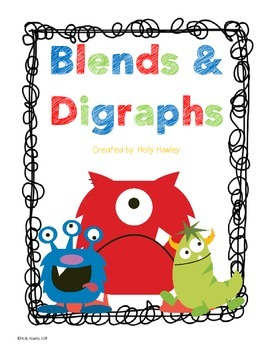 Digraphs & Blends