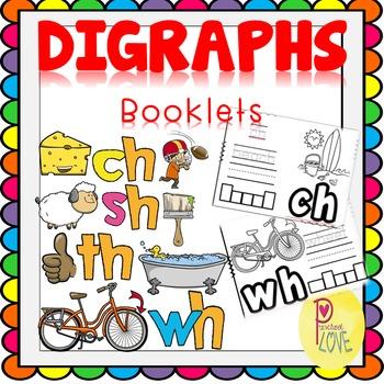 Digraphs Booklets