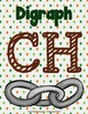Digraphs: CH, PH, SH, TH, WH {Anchor Chart, Center, Cards,