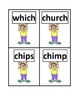 Digraphs Card Game (It's Time for a Change – Digraphs)
