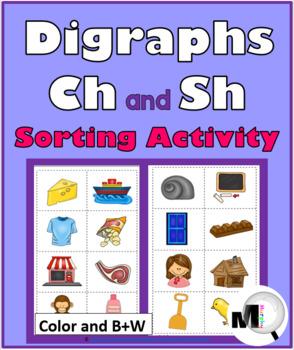 Digraph Sort, Digraph Worksheets, Digraph Posters, - Digra