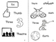 Digraphs Non Fiction Book and Picture Sort. Teaches how to