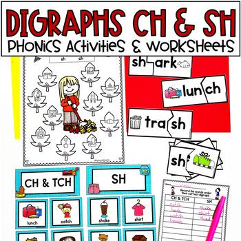 SH, CH Digraph Activities