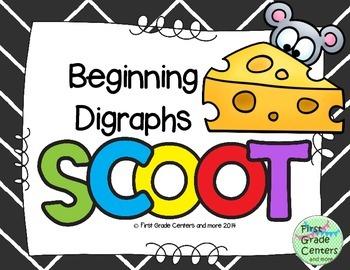 Digraphs: Scoot {Beginning Digraphs}