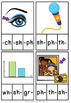 Digraphs clip cards(FREE)