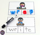 Digraphs Word Work (ph, wr, ng, and kn) Word Building Centers