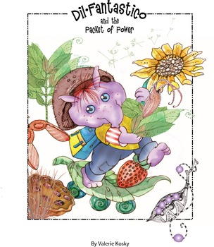 Dil-Fantastico Story Activity Handout book