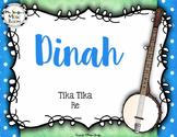 Dinah {Tika Tika} {Re}