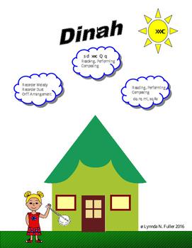 Dinah's Got Rhythm and Melody